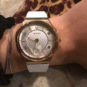 11eeca0b0 Bulova Accessories   Curv Collection 26 Diamond Watch   Poshmark